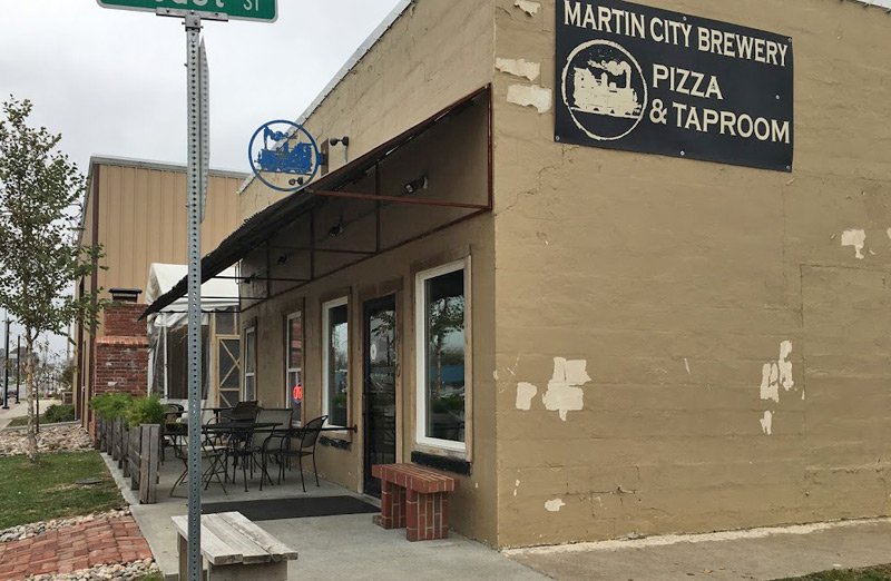 Martin City Brewery Pizza & Taproom, Kansas City