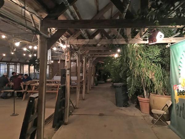Midland Beer Garden, Midland