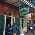 (French Quarter, New Orleans, LA) Scooter's 1230th bar, first visited in 2018. After we split off from the rest of the group that had kids with them, we had time...