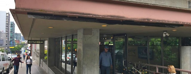 (Downtown, Seattle, WA) Scooter's 1237th bar, first visited in 2018. Popped in here for a short visit. I wanted to stay longer, but we were full from fish and cookies...