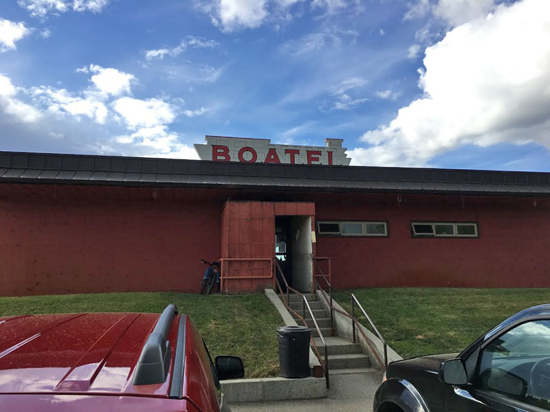 The Boatel, Fairbanks