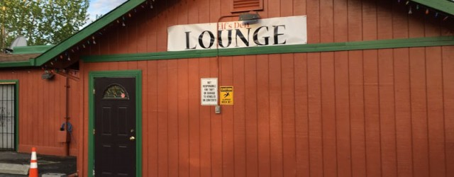 (North Pole, AK) Scooter's 1243rd bar, first visited in 2018. After dinner we drove down to the town of North Pole just say we'd been. But when we discovered it...