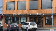 (Downtown, Seward, AK) Scooter's 1249th bar, first visited in 2018. A relatively new brwery in downtown Seward. I had a flight of their Shark Belly White, Japow (Japanese rice lager),...