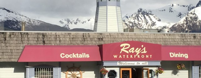 (Small Boat Harbor, Seward, AK) Scooter's 1252nd bar, first visited in 2018. We had about 45 minutes to kill between finishing a boat cruise and the arrival of our bus...