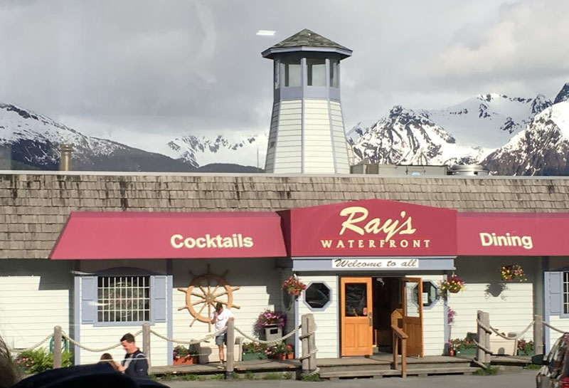 Ray's Waterfront, Seward