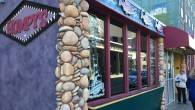 """(Downtown, Anchorage, AK) Scooter's 1254th bar, first visited in 2018. After a day of hiking we googled the """"best place for crab legs in Anchorage"""" and were surprised to find..."""