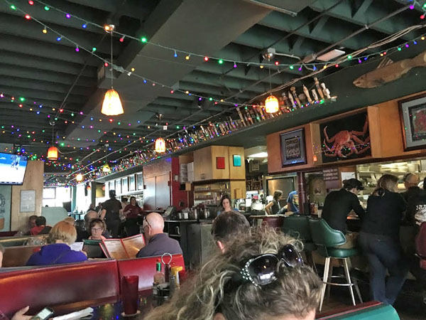 Humpy's Great Alaskan Alehouse, Anchorage