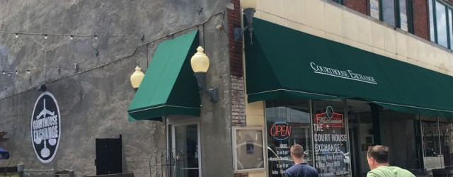 (Independence Square, Independence, MO) Scooter's 1257th bar, first visited in 2018. I never knew this was here, despite it having been around for about 120 years. A basement restaurant/bar, with...