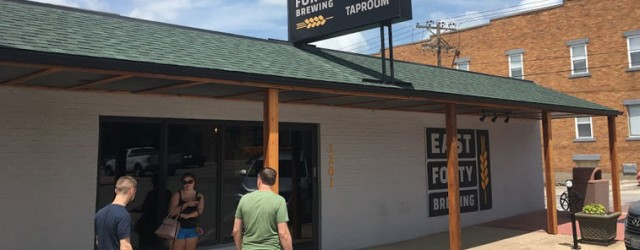 (Downtown, Blue Springs, MO) Scooter's 1258th bar, first visited in 2018. A new brewery in downtown Blue Springs. Lots of seating inside, several games (including skee-ball), and a good sized...