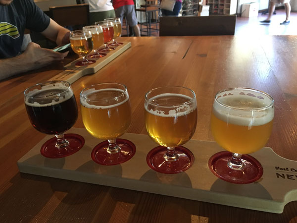 New Belgium Brewing Company, Fort Collins