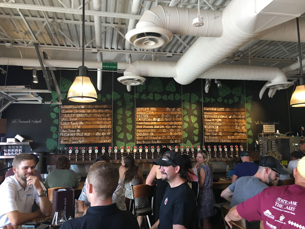 Avery Brewing Company, Boulder