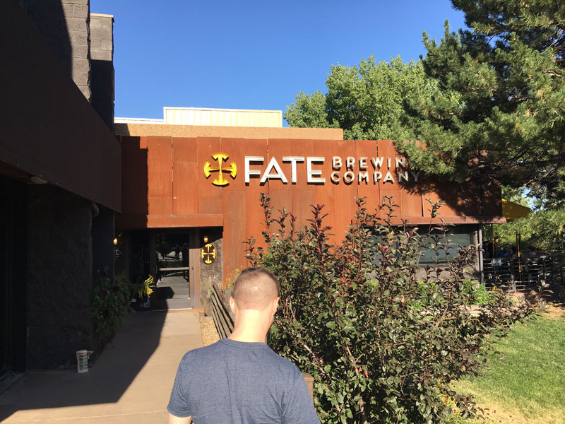 FATE Brewing Company, Boulder