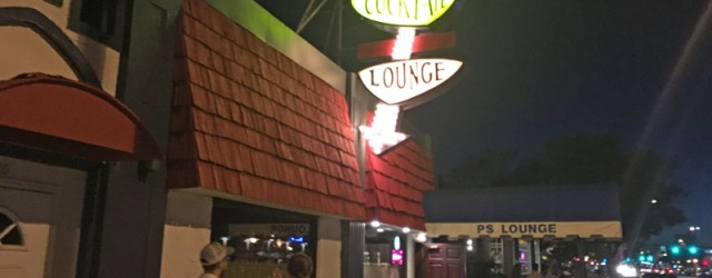 (Congress Park, Denver, CO) Scooter's 1278th bar, first visited in 2018. This cute little diver bar was about a block over from Crerebral, and I instantly fell in love with...