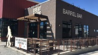 (River North Arts District, Denver, CO) Scooter's 1283rd bar, first visited in 2018. This is the newer of the two Great Divide tap rooms we had planned to visit, unfortunately...