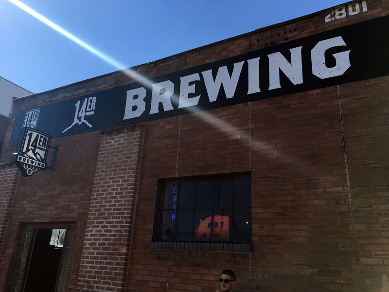 14er Brewing Company, Denver