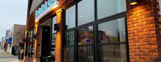 (Downtown, Kansas City, MO) Scooter's 1298th bar, first visited in 2018. This food hall contains 7 restaurants, 2 bars, a covered deck on the second floor, and space for private...