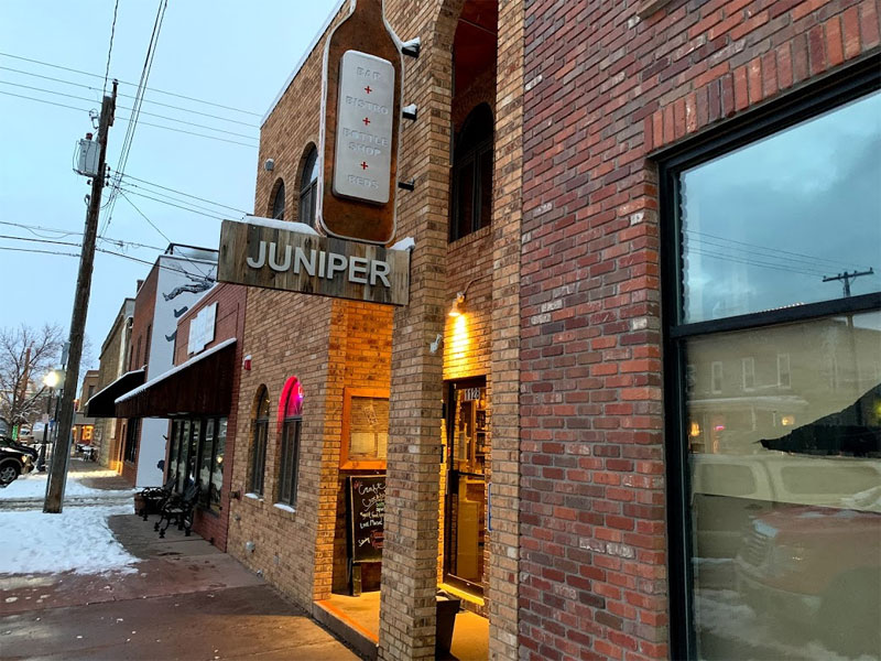 Juniper Bar + Market + Bistro + Bottle Shop, Cody