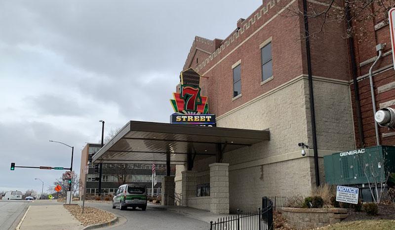 7th Street Casino, Kansas City