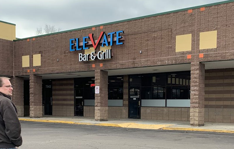 Elevate Bar & Grill, Kansas City