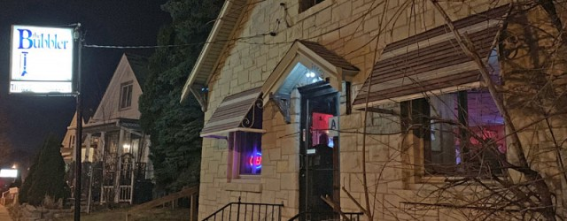 (Bay View, Milwaukee, WI) Scooter's 1324th bar, first visited in 2019. The other neighborhood bar near our AirBNB, this was just a few minutes walk east from Sam's Tap and...