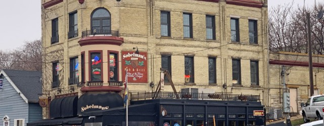 (Menomonee River Valley, Milwaukee, WI) Scooter's 1328th bar, first visited in 2019. We had decided well in advance that our next bar after Holler House was going to be a...