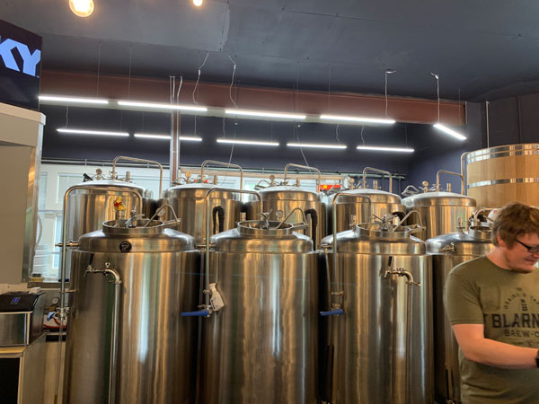 New Axiom Brewing Company, Lee's Summit