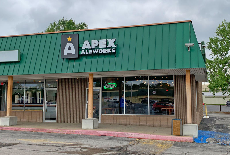 Apex Aleworks, Independence