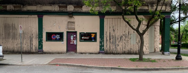 (Sherman Hill, Des Moines, IA) Scooter's 1346th bar, first visited in 2019. After breakfast we had an uber take us to what Yelp calls the best dive bar in all...