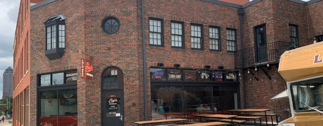 (Downtown, Des Moines, IA) Scooter's 1348th bar, first visited in 2019. This is an odd duck in that it is a new-build dive bar. That's really hard to do, you...