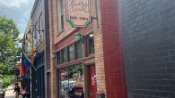 (Downtown, Des Moines, IA) Scooter's 1349th bar, first visited in 2019. This is a gay bar, but we got here too early in the day. We kind of felt like...