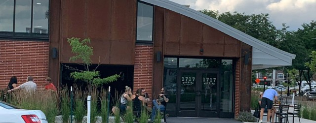 (Downtown, Des Moines, IA) Scooter's 1353rd bar, first visited in 2019. This is a brand new brewery, only open for a few weeks at the time of our visit, directly...