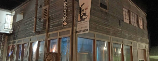 (Downtown, Hannibal, MO) Scooter's 1357th bar, first visited in 2019. I've had their beer several times, but this was my first visit to the brewery. We rolled in late —...