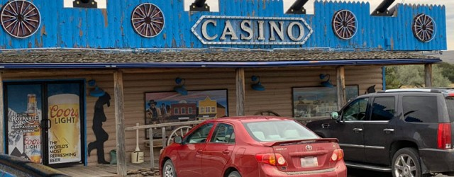(Rockvale, MT) Scooter's 1378th bar, first visited in 2019. This was not an intended stop, but after two attempts in a row to stop at gas stations to use the...