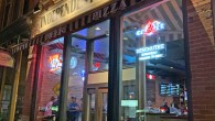 """(Downtown, Rapid City, SD) Scooter's 1380th bar, first visited in 2019. """"Wait, you picked this place for the beer, not the food!"""" my wife said, angrily, when we stepped inside...."""