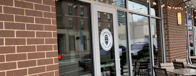 (Downtown, Kansas City, MO) Scooter's 1382nd bar, first visited in 2019. Another new place that also opened very recently in the ground floor retail area of a parking garage. My...