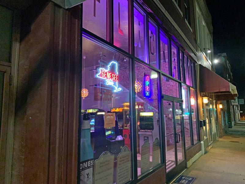Flicker: Bar & Arcade, Joplin