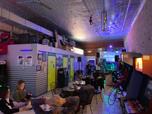 Flicker: Bar & Arcade, Joplin