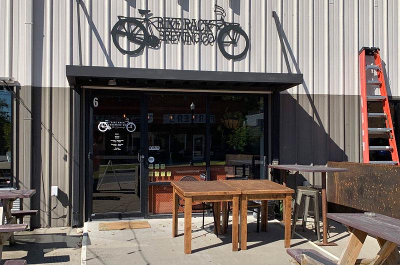Bike Rack Brewing: The Experiment, Bentonville