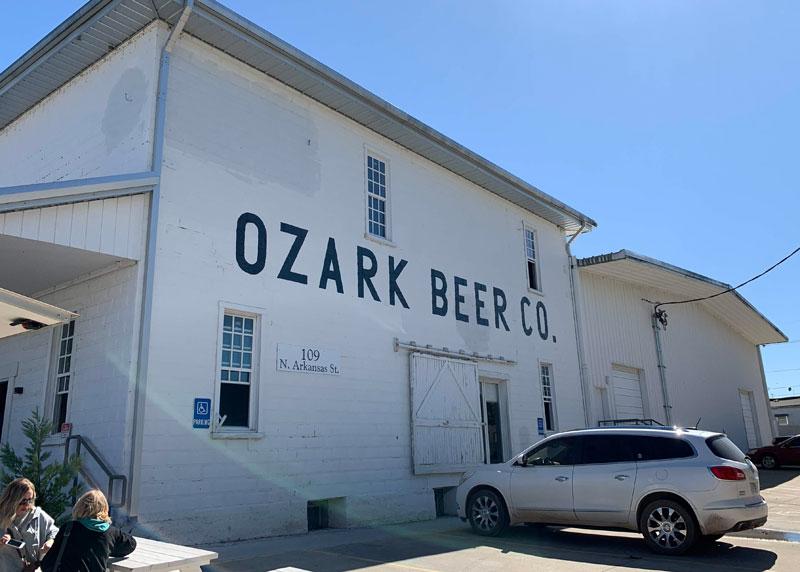 Ozark Beer Company, Rogers