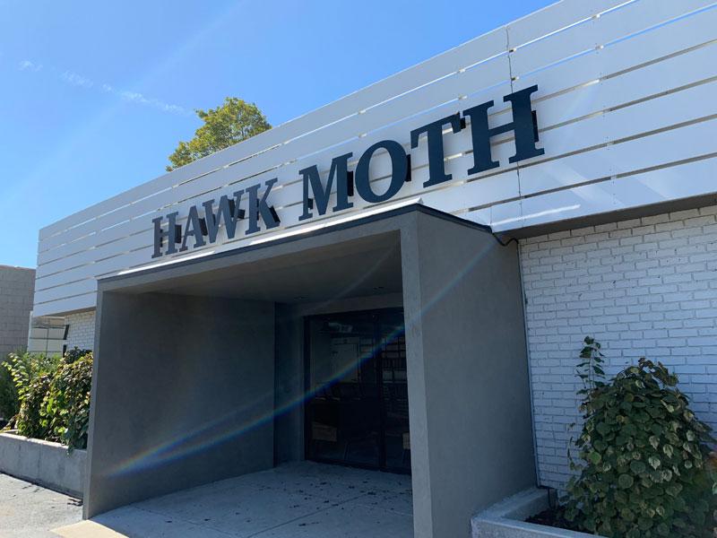 Hawk Moth Brewery & Beer Parlor, Rogers