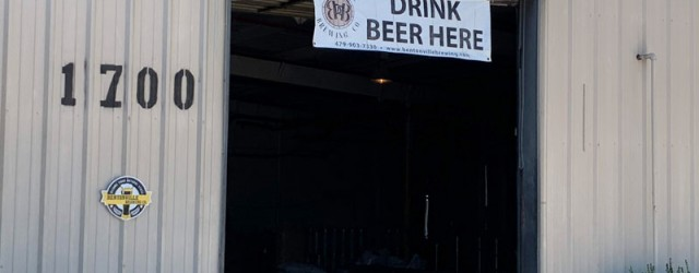 (Rogers, AR) Scooter's 1396th bar, first visited in 2019. Bentonville Brewery is not currently located in Bentonville, but they will be by the end of December 2019. I don't know...