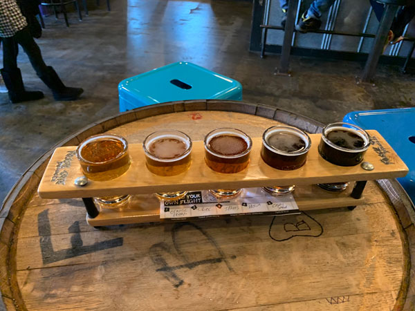 Fossil Cove Brewing Company, Fayetteville