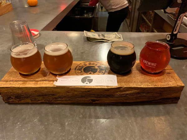 Crisis Brewing Company, Fayetteville