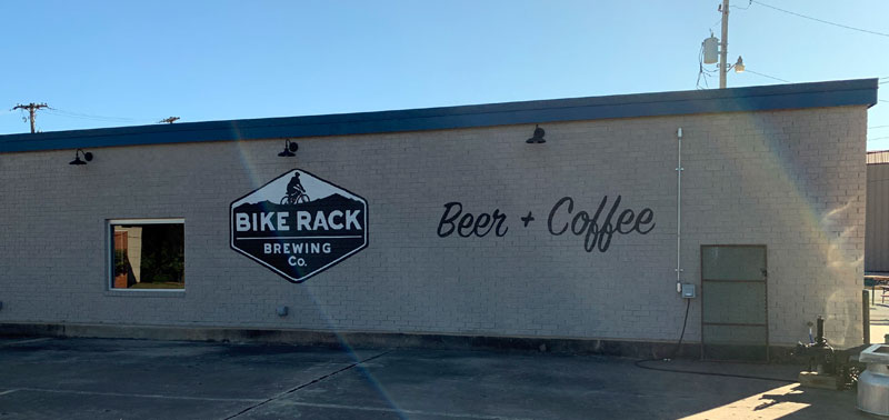Bike Rack Beer & Coffee, Springdale