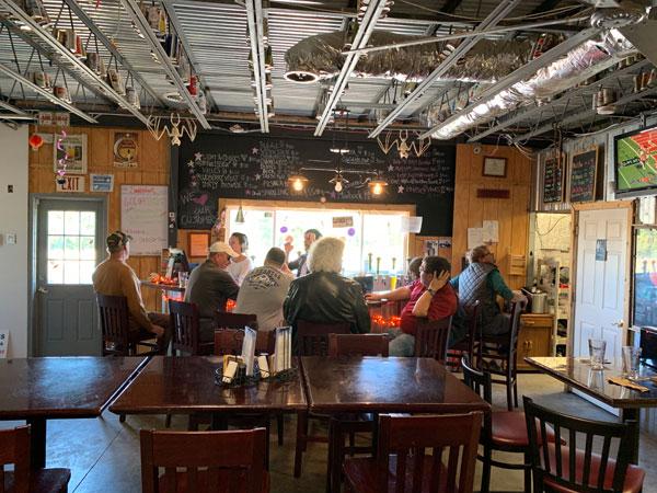 Saddlebock Brewery, Springdale