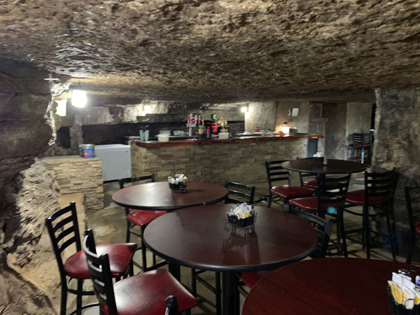 The Cave Bar & Grill, Lanagan