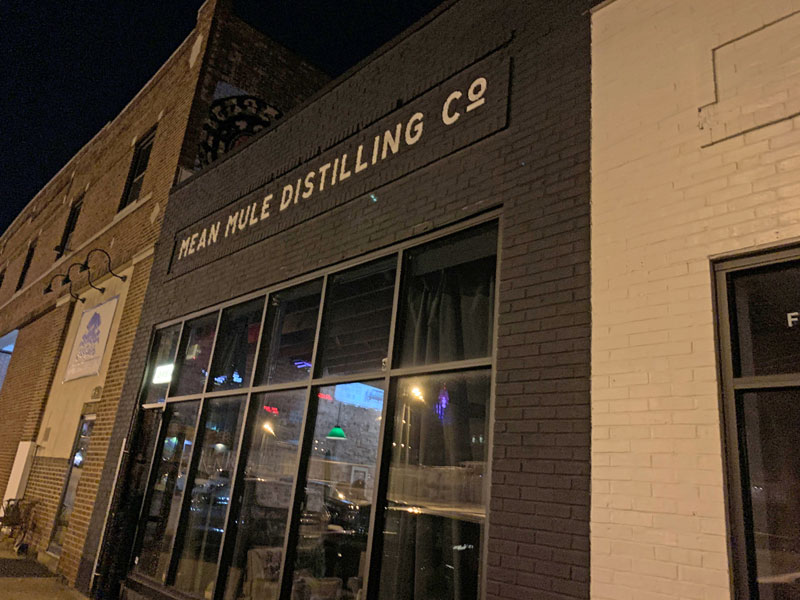 Mean Mule Distilling Company, Kansas City