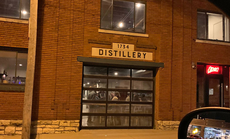 Lifted Spirits, Kansas City