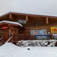 (Ester, Fairbanks, AK) Scooter's 1414th bar, first visited in 2019. We came here for lunch after a morning of dog sledding. Good bar food, good beer selection, and seating for...