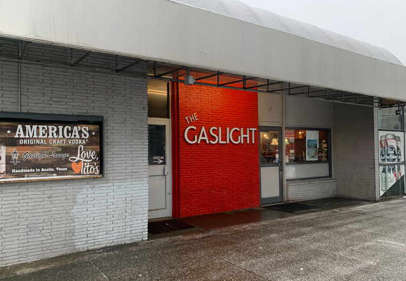 Gaslight Lounge, Anchorage